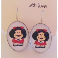 Pendientes Mafalda