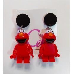 Pendientes Elmo
