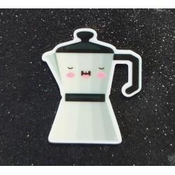 Pieza de resina cafetera...