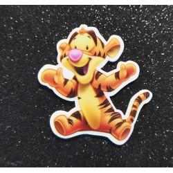 Pieza de resina tiger