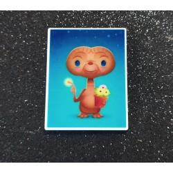 Pieza de resina E.T.