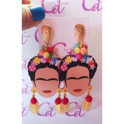 Pendientes Frida