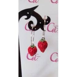 Mini aros fresas