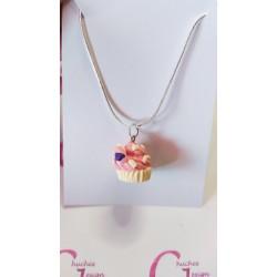Collar cupcake