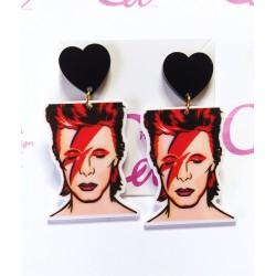 Pendientes Bowie