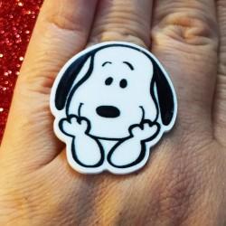 Anillo Snoopy