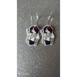 Aros Blancanieves