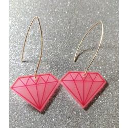 Aros diamantes